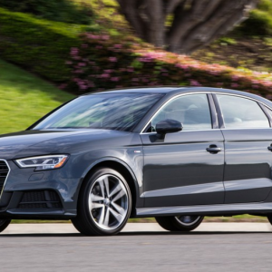 The Audi A3 Gives You Small Luxury Driving Perfection