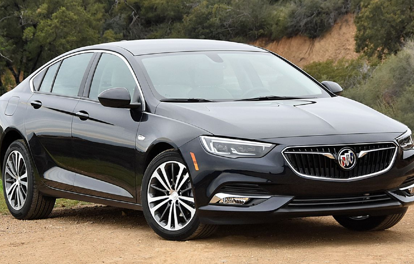 Buick Regal Sportback – Beauty in a Buick