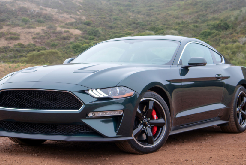The Mustang You'll Want to Talk About with Your Friends