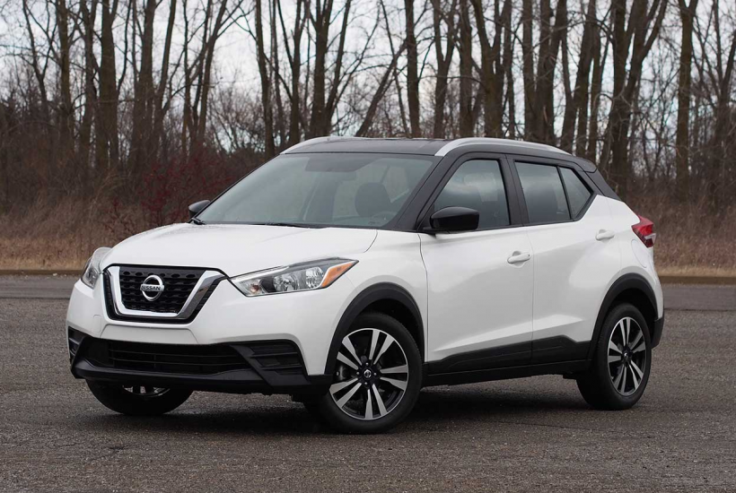 This Nissan Kicks the Competition Every Day