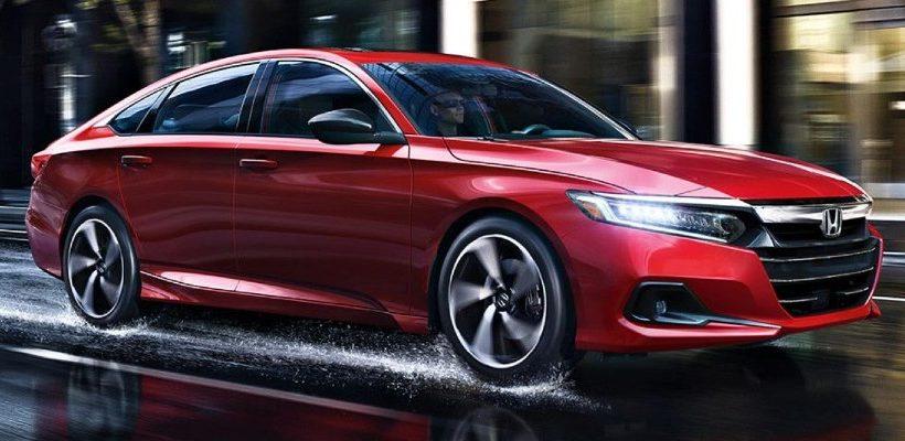 2021 Honda Accord Gives You an Amazing Drive