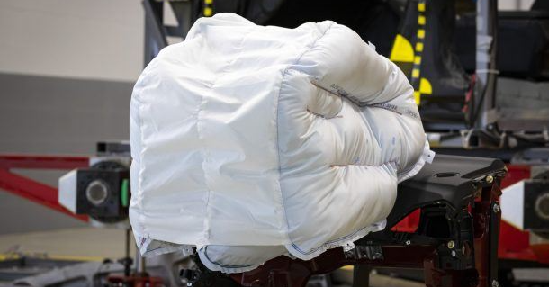 A New Reduced-Trauma Airbag Coming from Honda
