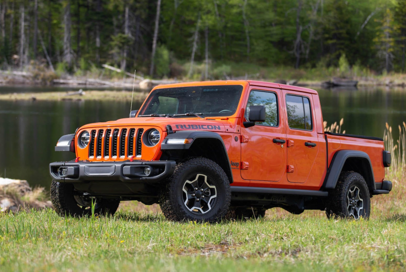 An Interesting Look Back at the Jeep Pickup Truck Models