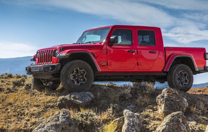 Jeep Gladiator- Jeep Brings us a New Truck to Drive