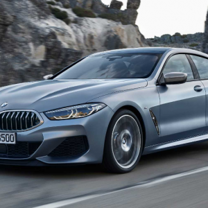 Stretch Your Drive in the BMW 8 Series Gran Coupe