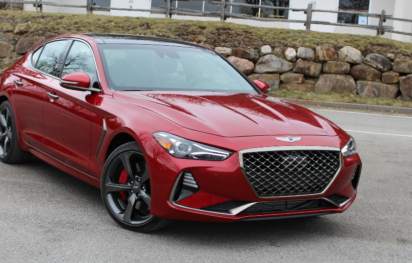 The Affordable Luxury of the Genesis G70