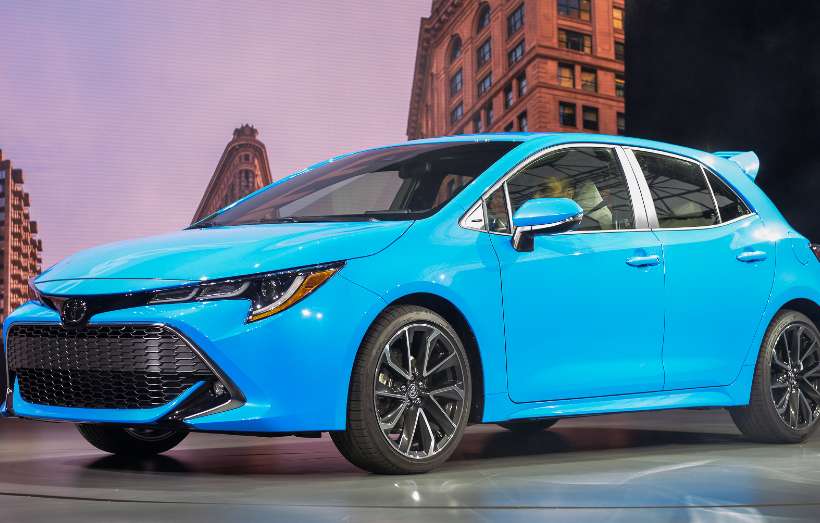 The Toyota Corolla Hatchback is a Car that's Built for Fun