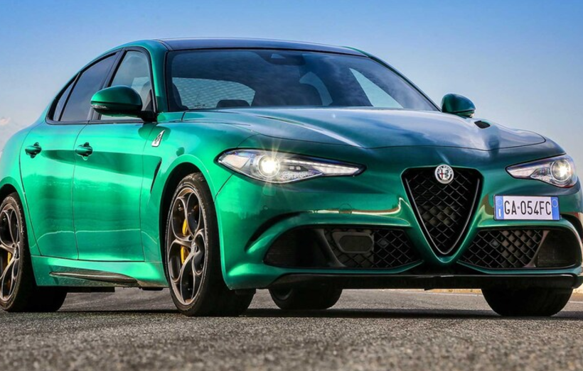 2021 Alfa Romeo Giulia: Unique in Every Way
