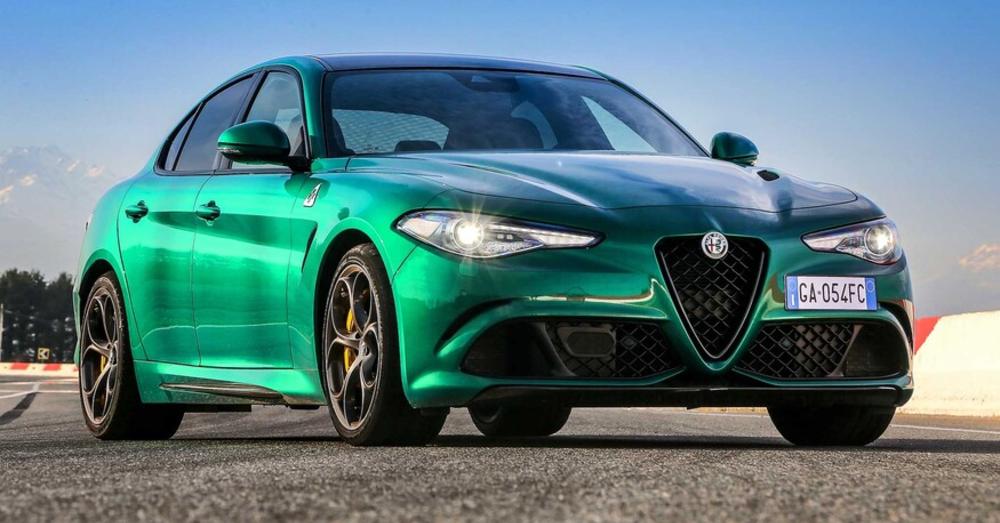 2021 Alfa Romeo Giulia: Unique in Every Way