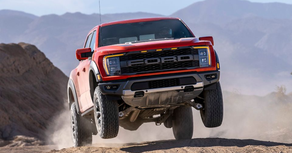 The Ford F-150 Raptor Receives Some Improvements