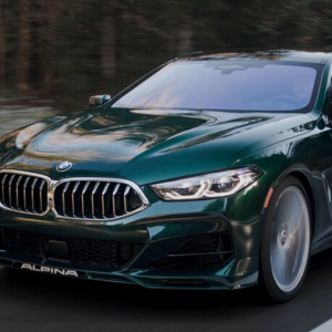 Adding More Comfort to the Big BMW M8