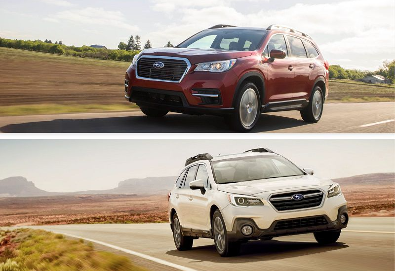 Ascent vs Outback; One of these Subaru SUVs Could be Perfect for You
