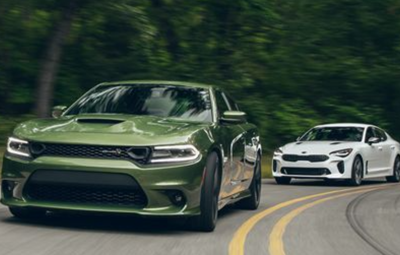 Dodge Charger vs. Kia Stinger – Sedans Continue to Offer Excellence