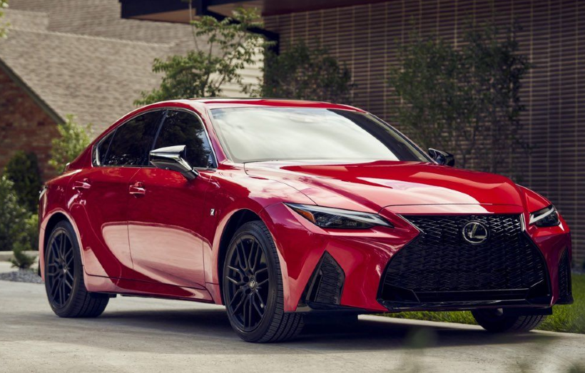 If You Love to Drive, the Lexus IS 500 is Right for You