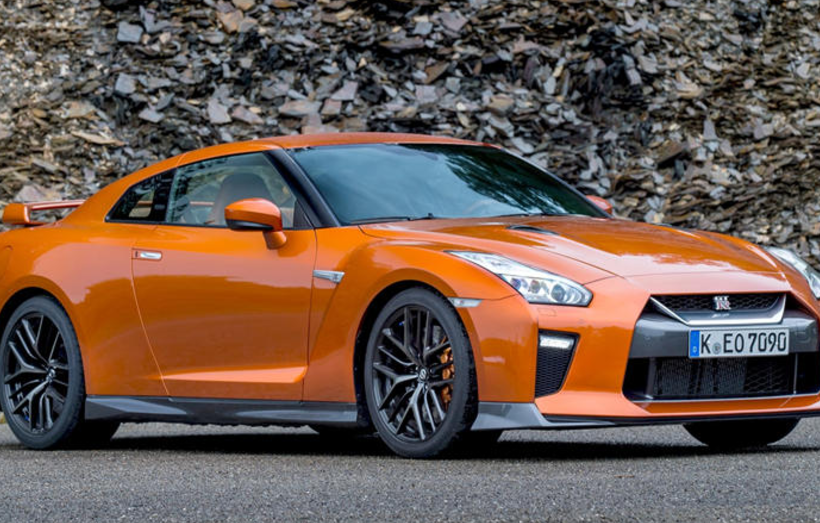 The Nissan GT-R is an Amazing Car to Drive