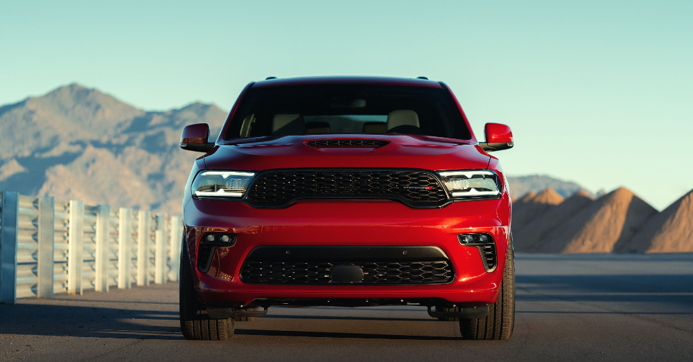 A Little More of What You Want is in the Dodge Durango GT