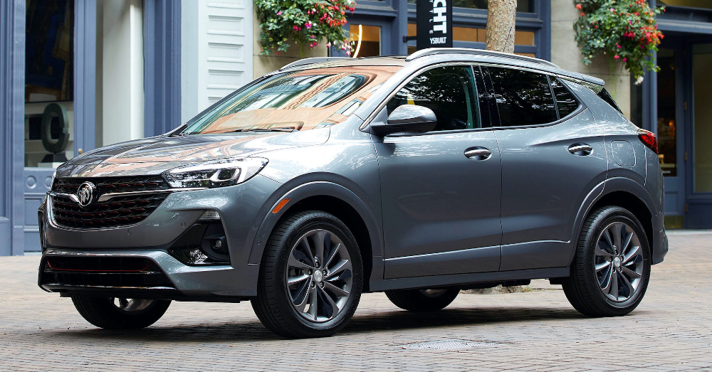 A Roomier Subcompact SUV is the Buick Encore GX Preferred Model