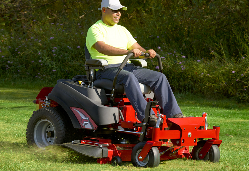 Ferris Gives You the Compact Mowing Power You Need