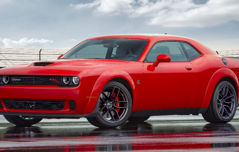 So Much Fun Awaits You in the Dodge Challenger R/T Scat Pack