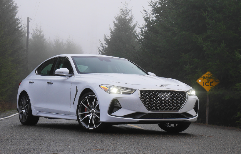 The Genesis G70 Makes Driving Great for You