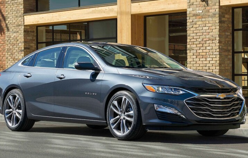 Spring For the Premier Trim On Your Next Chevrolet Malibu
