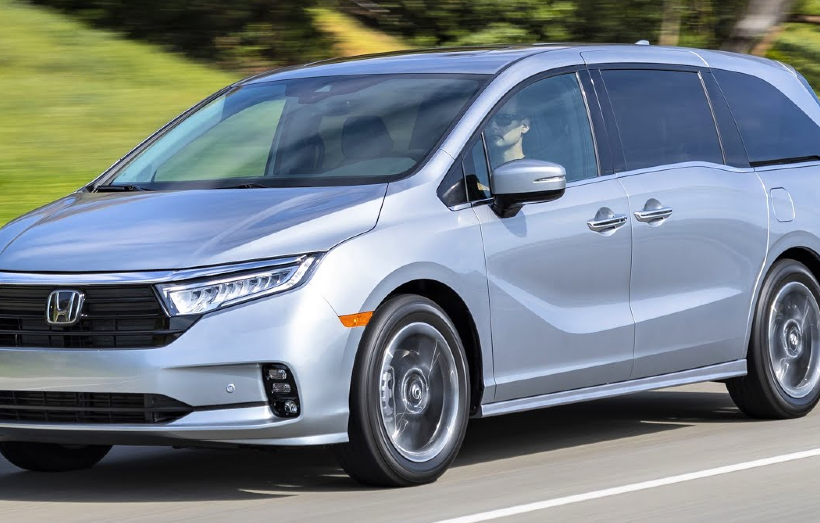 Family Driving Is Better in the Honda Odyssey Elite