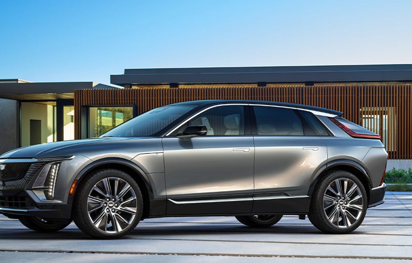 Cadillac Ventures Into Electric Cars With the 2023 Lyriq